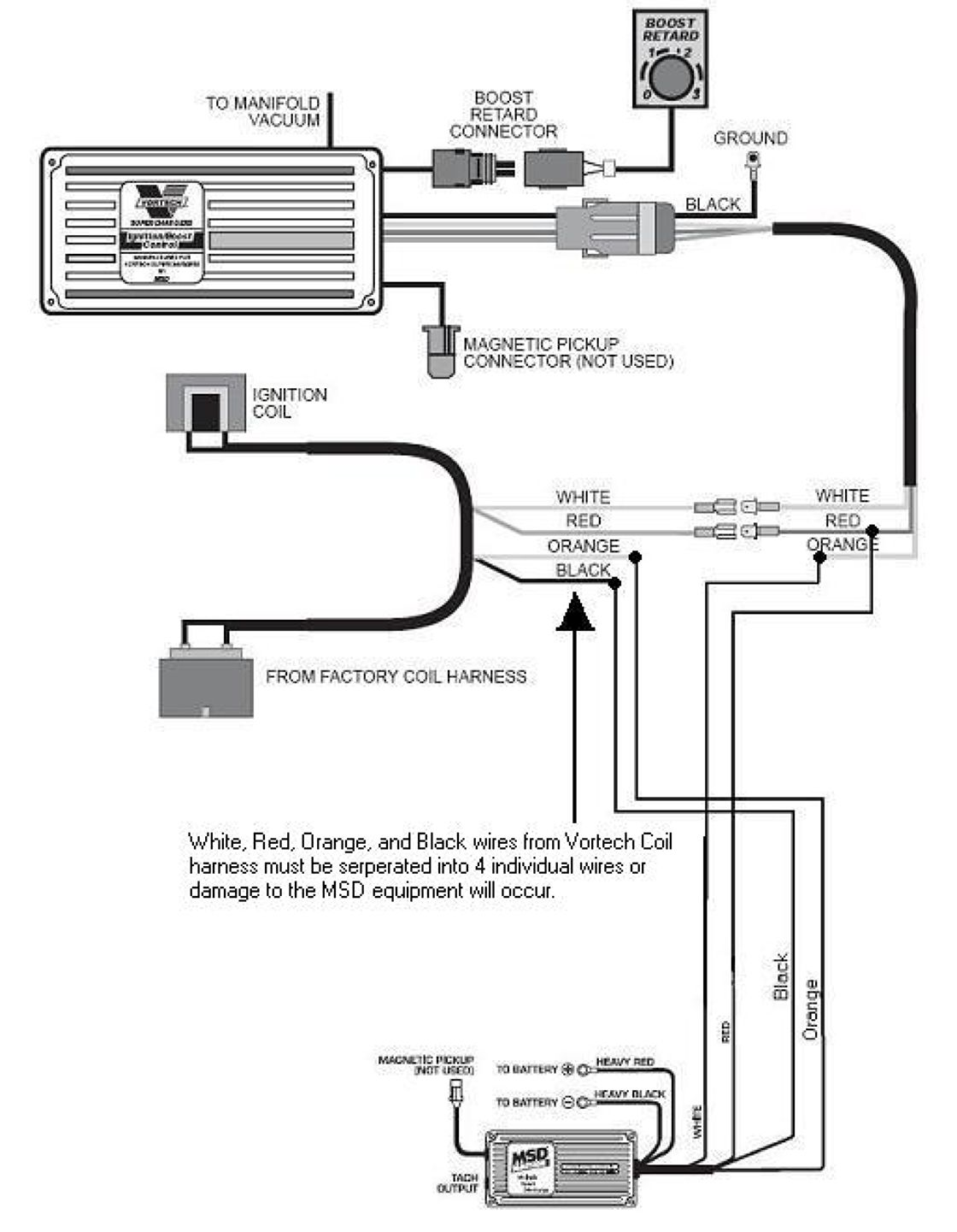 msd 6al box wiring diagram